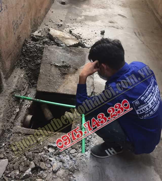 Kinh nghiệm hút bể phốt tại Hà Nội