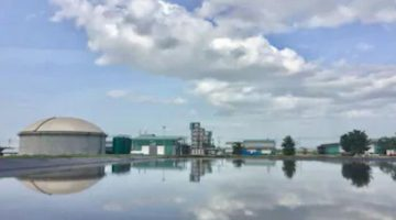 Bể UASB là gì? Cấu tạo & vận hành UASB trong xử lý nước thải