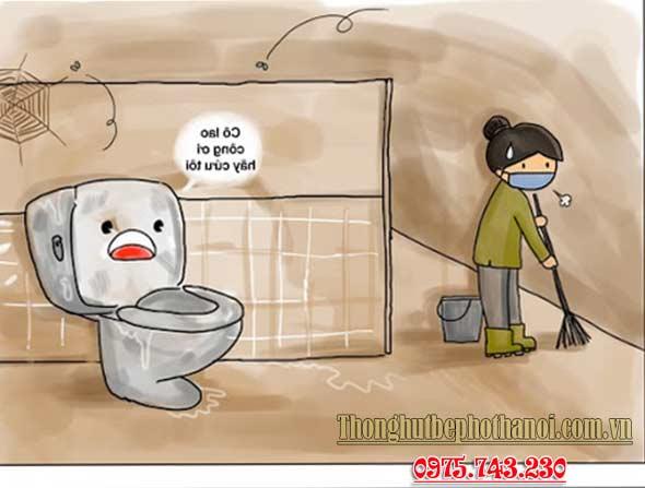 7 Cách khử mùi hôi nhà vệ sinh trong nhà hiệu quả ít ai biết