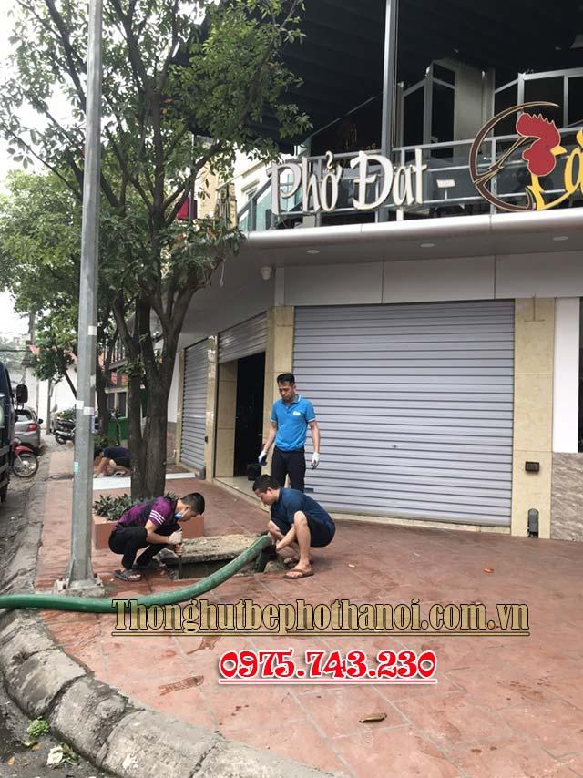 Hút bể phốt tại Phú Xuyên Uy tín giá rẻ [Làm thật ăn thật]