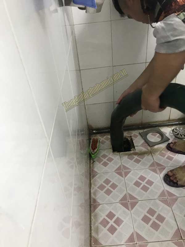 Thông hút bể phốt tại Việt Hưng uy tín giá rẻ 0975743230