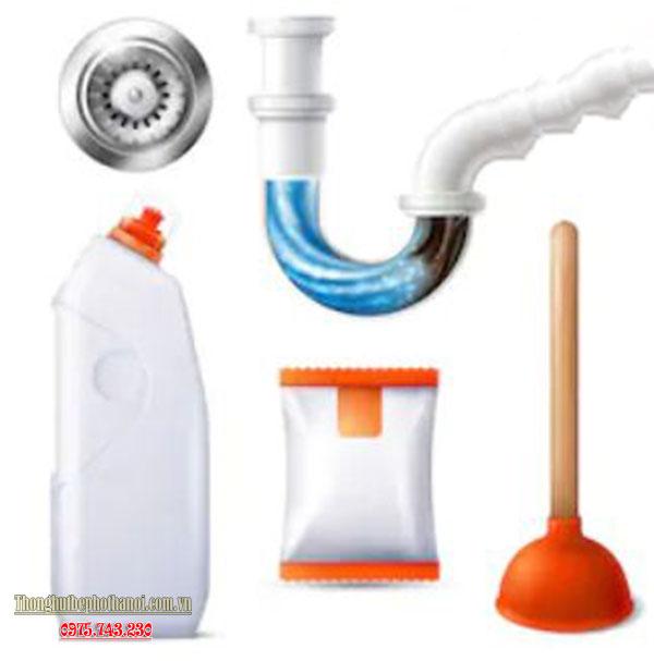 Cách thông tắc cống thứ bảy: Sử dụng nước rửa chén.